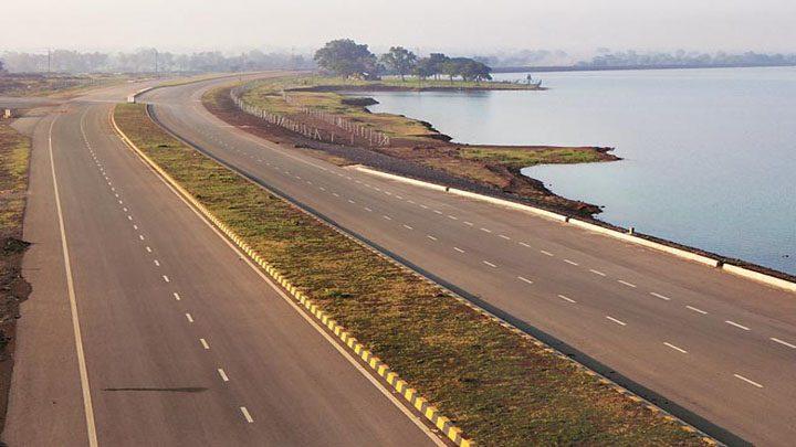 new-raipur ring road file photo