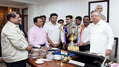 'Chhattisgarh T20 League'
