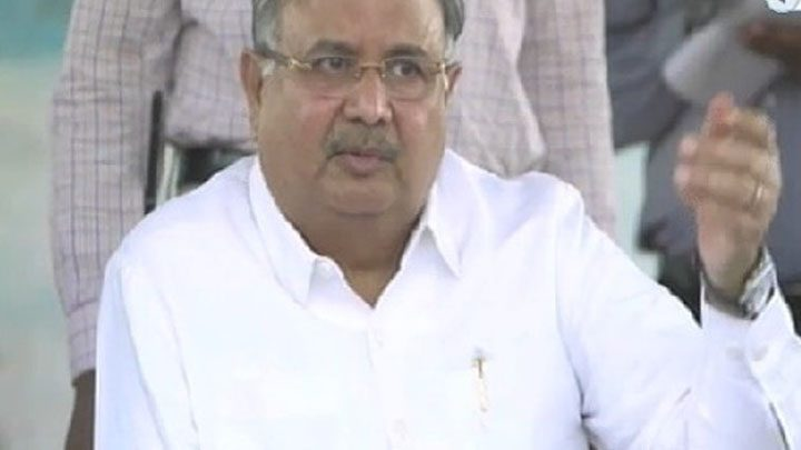 dr. raman singh file photo