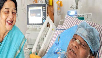 Ajit Jogi's health improved