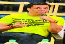 Film director Madhur Bhandarkar at Bhilai