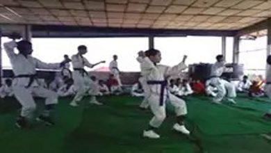 Karate-Training 00