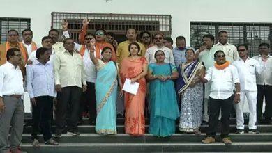 Protest-in-Raipur