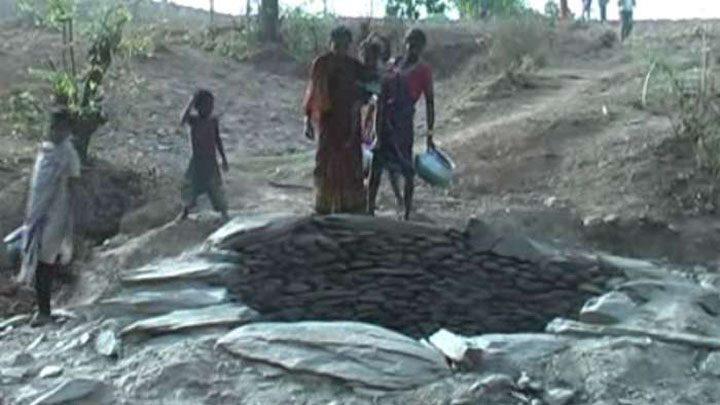 Water problem in Vananchal area