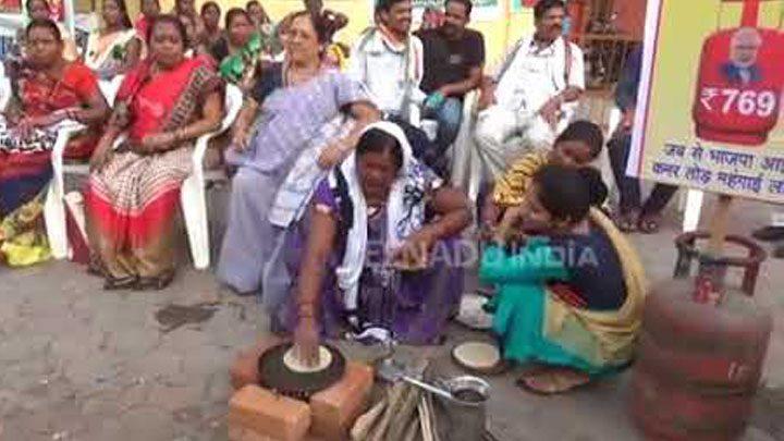 mahila-protest-in-raigarh 01