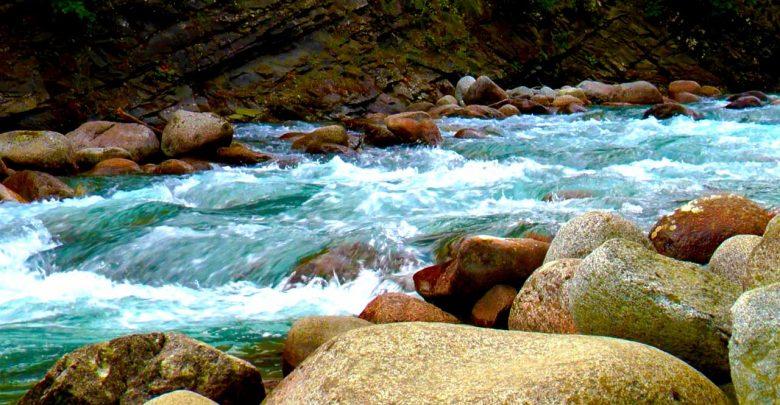 Go ahead like a river