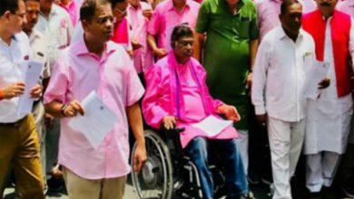 Ajit Jogi is coming to Raipur on July 19