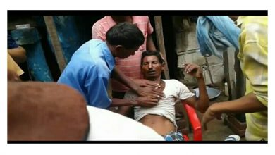 Death of a farmer due to heart attack