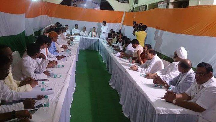 Screening committee meeting