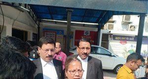 चुनाव आयोग ले सिकायत