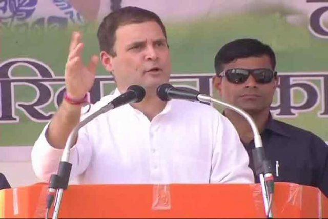 Rahul Gandhi to visit Chhattisgarh on Friday