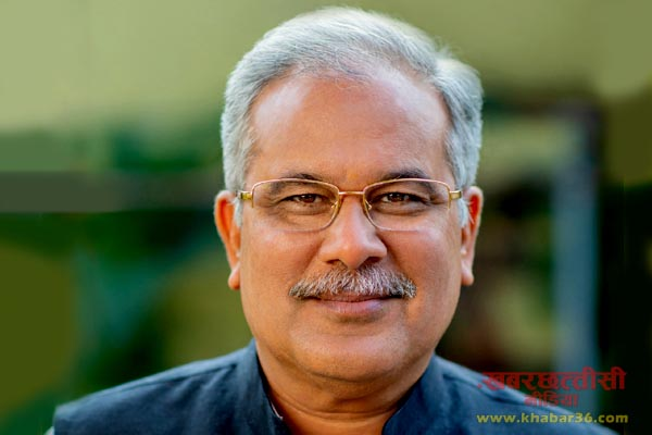 Officials had to take up the war work: CM Bhupesh Baghel