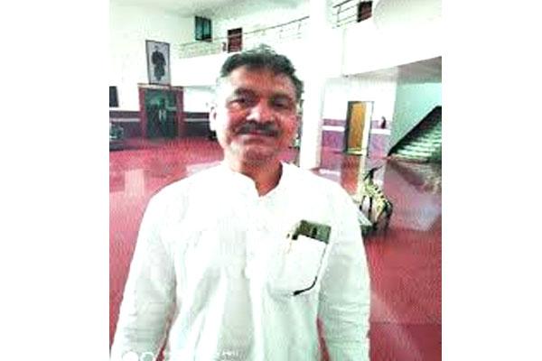 Dilip Kaushik did Congress entry