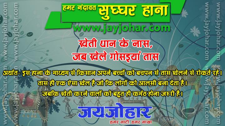 chhattisgarhi haana